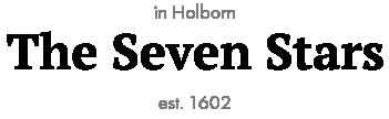 The Seven Stars Pub - Since 1602